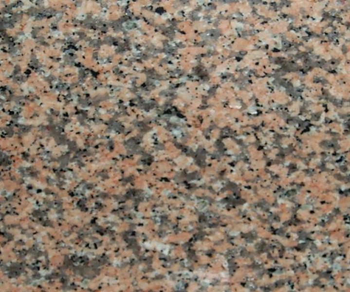 Sockel Rosa Porrinho 30,5x8x1 cm, poliert