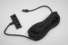 5-Wege-Stromverteiler m. 10m Kabel