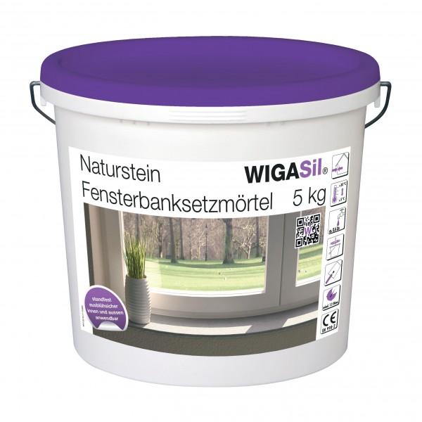 WIGASil Fensterbanksetzmörtel