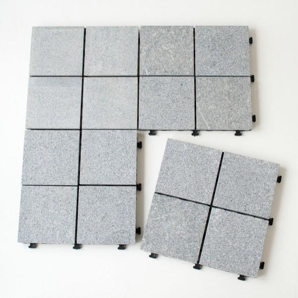 click fliese granit anthra grau 4 geteilt terrasse rund ums haus wigastone onlineshop. Black Bedroom Furniture Sets. Home Design Ideas