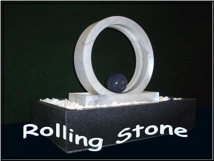 Zimmerbrunnen Rolling Stone