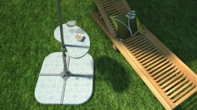 Gardenbutler Home Comfort Grau und Anthra Grau